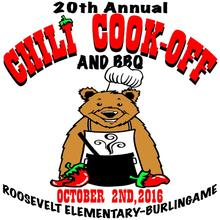 20th annual Chili Cook Off